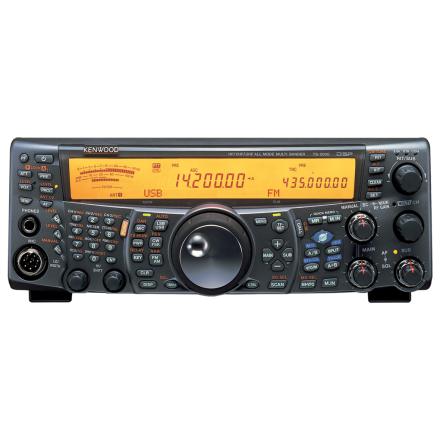 Used Kenwood TS-2000E HF/VHF/UHF Base/Mobile Transceiver