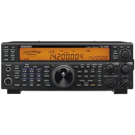 Kenwood TS-590SG All Mode HF Transceiver
