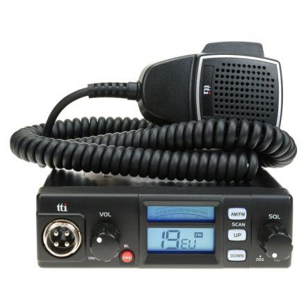 B Grade TTI TCB-565 MULTI-STANDARD MOBILE 12/24v CB RADIO