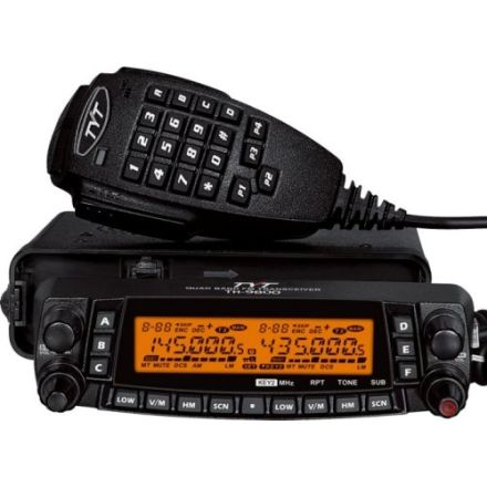 TYT TH-9800 QuadBand Mobile Transceiver (Includes MRM-100S antenna)~