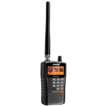 B Grade Uniden UBC-125XLT 25-960MHz Handheld Scanner