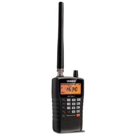 SOLD! B Grade Uniden UBC-75XLT  25 - 88mhz - 108-174mhz 400-512 Handheld Scanner