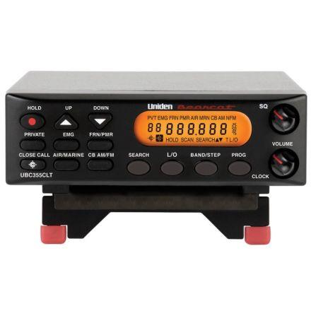 Uniden UBC-355CLT 25-960MHz Desktop Scanner