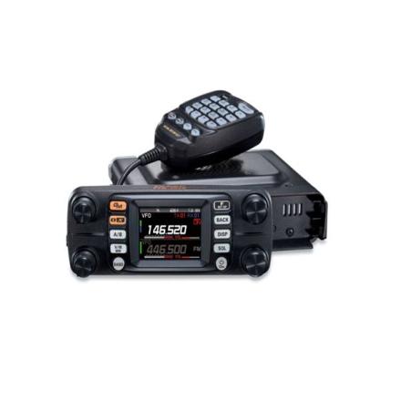 YAESU FTM-300DE - DUAL-BAND C4FM/FM MOBILE TRANSCEIVER (Includes MRM100 antenna)~