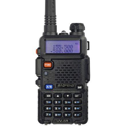 Baofeng UV-5R Plus (7W Version) Dual Band Handheld