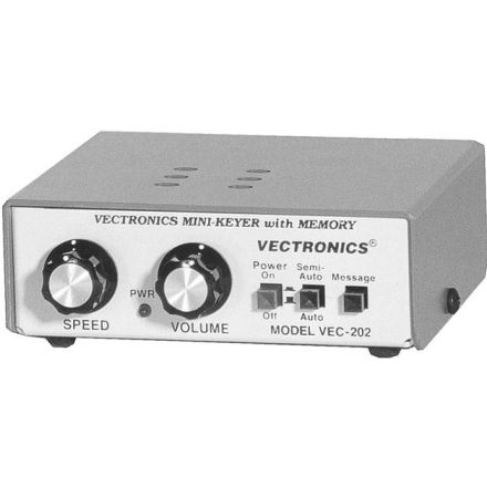 Vectronics VEC-202 - SlimLine Curtis8045ABMkeyer