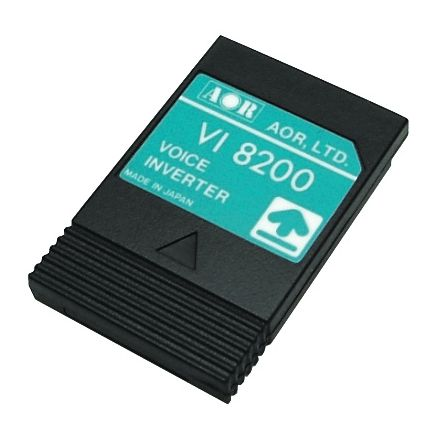 DISCONTINUED AOR VI-8200 Voice Inverter Slot Card