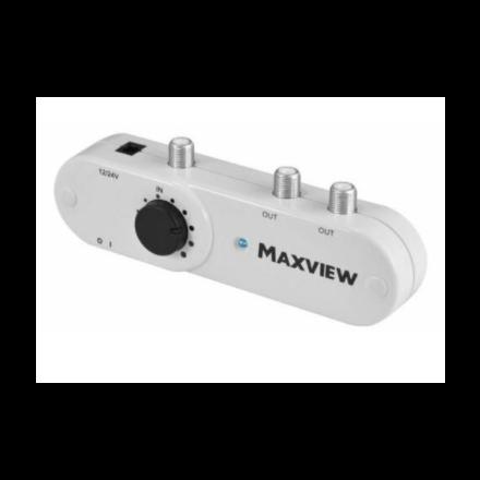 MAXVIEW VSB12 VARIABLE GAIN SIGNAL BOOSTER 12V/24V