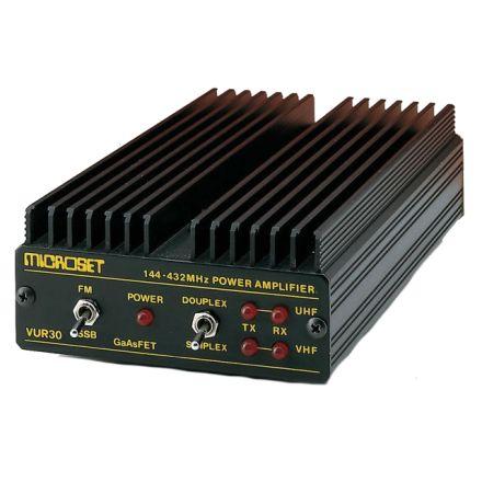 Microset VUR-30 - 2/70cm (20/30W) Linear Amplifier