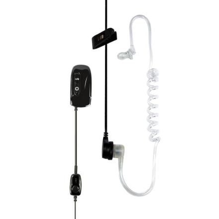 Midland WA-31 - Bluetooth Pneumatic Earpiece and Microphone