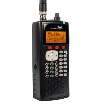 B Grade Whistler WS1040 25-1300MHz Analog Handheld Scanner