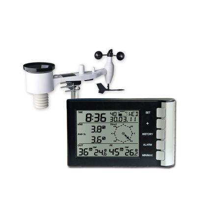 Moonraker WS200 V2 - Pro Professional Solar Weather Station