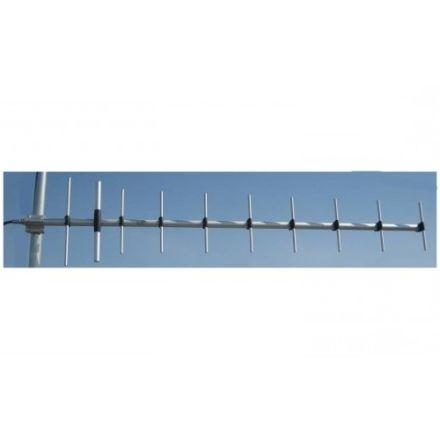 B Grade SIRIO WY400-10N - 10 ELEMENT YAGI BEAM ANTENNA (PMR 400-470 MHZ) (AMATEUR 70 CMS)