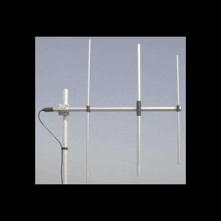 SIRIO WY 108-3N 3 Elements Yagi 108-137 MHz